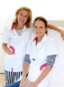 Elvira Serlier en Jannine Wilpshaar